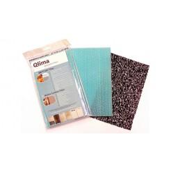 Qlima 3M HAF Filter + Active Carbon Filter voor Luchtontvochtigers