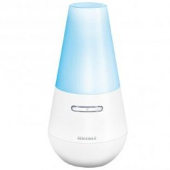 Soehnle 68025 Aroma Diffuser Valencia - Luchtbevochtiger, LED lichtblauw